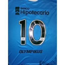 Números Racing Club 2011-2012 Original Y Oficial Olympikus