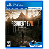 Resident Evil 7 Ps4 Biohazard Físico Nuevo Sellado Alclick