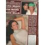 Hola España Maria Bravo Demi Moore Bruce Willis