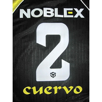 Números San Lorenzo 2001 Signia Camiseta Negra Cuervo