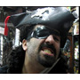 Sombrero Pirata Para Disfraz ,piratas Caribe,bucanero, Davy