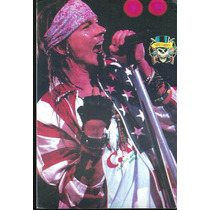 Lamina A Color Platificada - Guns N´roses 18x27
