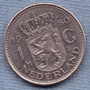 Holanda 1 Gulden 1980 * Juliana *