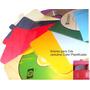 Sobres Para Cd De Cartulina Color Plastificados (200 Sobres)