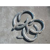 Herraduras Para Artesanos De Aluminio X 50