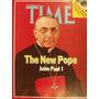Revista Time Magazine 1978 El Nuevo Papa En La Plata
