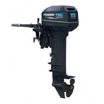 Fuera De Borda Power Tec 15 Hp Powertec