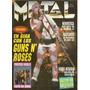 Metal 175 - Axl Rose De Guns & Roses- Poster Faith No More