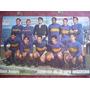 El Grafico 2600 /1969 Lamina Boca Campeon Copa Argentina