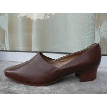Zapato Mocasin Chatita Nº 40 Importada Ladybug A Estrenar
