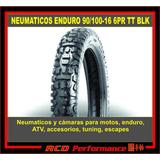Cubierta Neumatico Con Taco Para Enduro 90/100-16 P2006 6pr