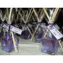 Difusor Aromático Varilla Finísimo Frasco Vidrio Cristal X40