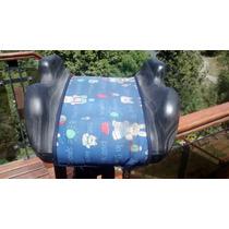 Booster Plastico Silla Para Auto Elevador 15 A 36 Kilos