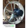 Extractor De Aire 61 Cm De Diametro 3/4 Hp Trifasico O Monof