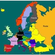 Nuevo! Mapa Gps. Europa 2016 Comple España Italia Francia Er