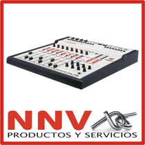 Consola De Radio Radiodifusion Mix-62 S/torreta + 2 Hibridos