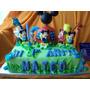 Tortas Artesanales Infantiles Casa Mickey 1 Piso