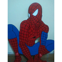 Perchero Infantil Spiderman