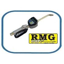 Pistola Electronica P/ Aceite Con Cuentalitros Digital Rmg