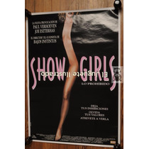 Poster Cine Show Girls 100 X 70 Afiche Pelicula