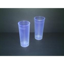 Vasos Descartables Para Trago Largo Irrompibles X 100u