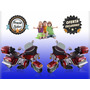 Moto A Bateria Chopera Recargable Luces Sonido Musica Mp3