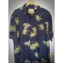 Camisa Hawaiana Hombre - Talle L