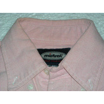 Camisa Mistral Talle Xs 100 % Orig. C/nueva