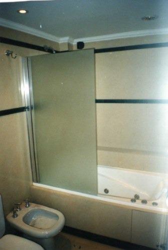 Mamparas Para Baño De Cristal Templado:Mamparas De Baño Corrediza De Vidrio Templado X M2 (Mamparas) a ARS