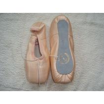 Zapatillas De Punta Ballet M & J. Nuevas!