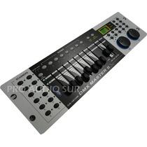 Consola Dmx Acme 1612w 192 Canales Controlador Profesional