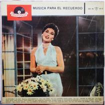 Lp Vinilo: Música Para El Recuerdo