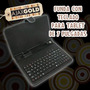 Estuche Con Teclado Para Ipad Tablet Pc Ebook +lapiz Optico