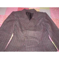 Blazer Primera Calidad. Diseño Exclusivo. Impecable Estado!