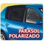 Cortina Filtro Parasol Para Auto, Protección Sol Y Mosquitos