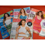 Cosmopolitan Lote De4 Revistas Año2012/13 Excelentes