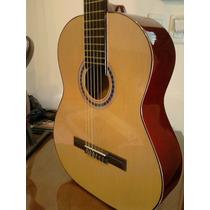 Guitarra Criolla Clasica Muy Comoda ,afina Ok.con Sop Correa
