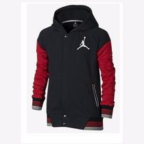 Campera Nike Jordan Varsity Retro Basket Juvenil - Usa