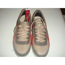 Zapatillas Urbanas Zurich Cuero Legitimo Zapatos Talle 44