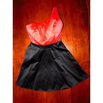 Vestido De Fiesta Talle Xl - Las Blondas - Impecable Oferta!