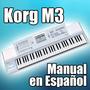 Korg M3 - Manual En Español (1000 Paginas)