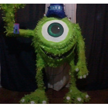 Piñata Monster Inc/ Monster University, Mike Wazowski