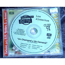 Los Alonsitos - Un Chamamé Y Un Carnaval (promo Cd Single)