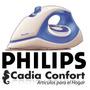 Plancha A Vapor Philips Cg1703 1400w Aluminio