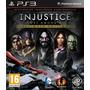 Injustice Gods Among Us Ultimate - Digital   Mza Games   Ps3