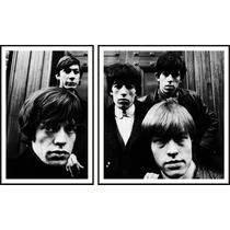 Cuadros The Rolling Stones Decorativos Dipticos
