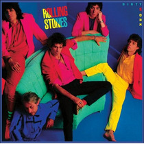 Rolling Stones Dirty Work Cd Remastered Importado Usa