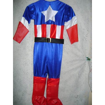 Disfraz Del Capitan America - Marvel -
