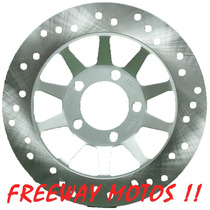 Disco De Freno Honda Xr 125 / 150 L En Freeway Motos !!