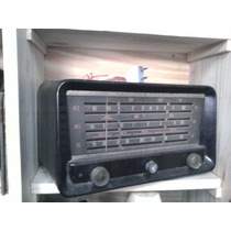Radio Antigua A Valvulas / Radio Philco Tropical/